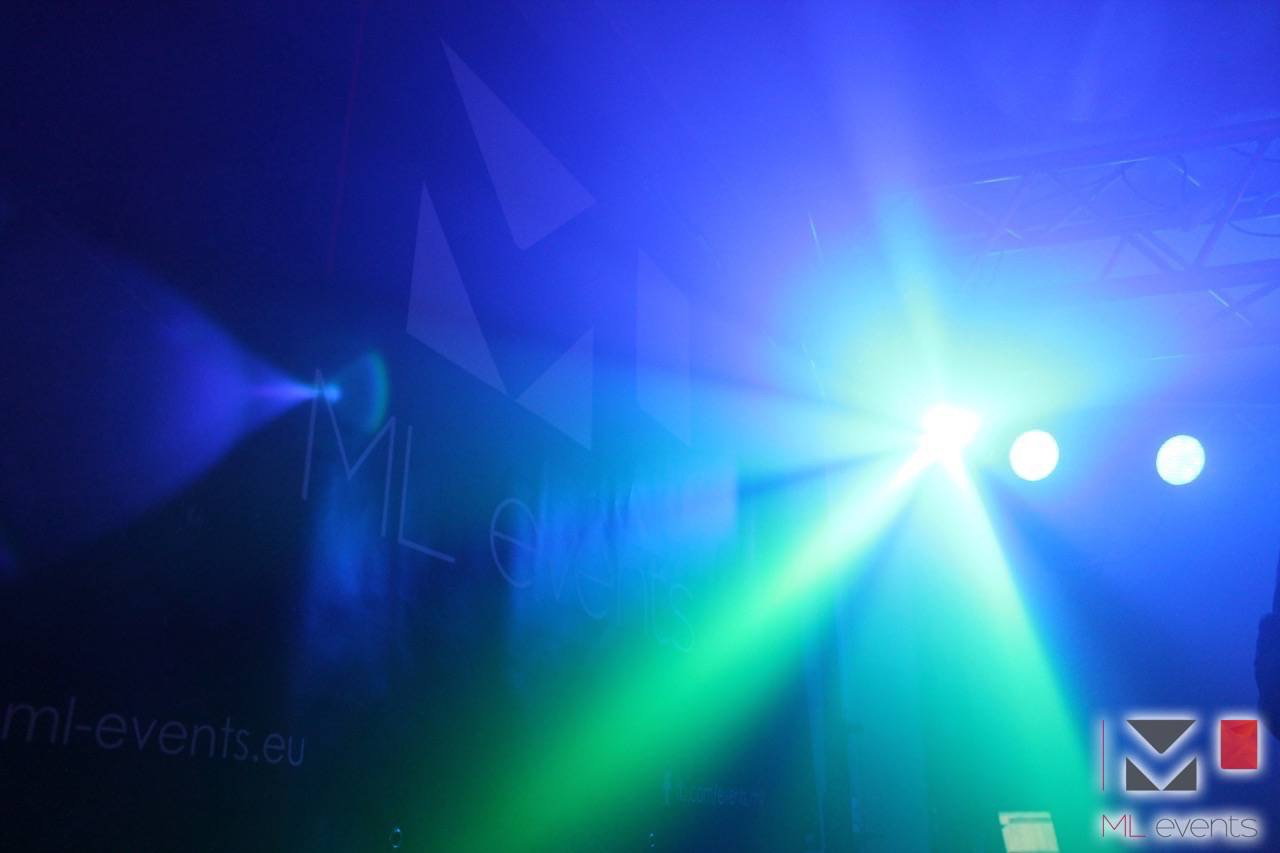 ML Events Veranstaltungstechnik und DJ-Service: LJ-Service Lichttechnik
