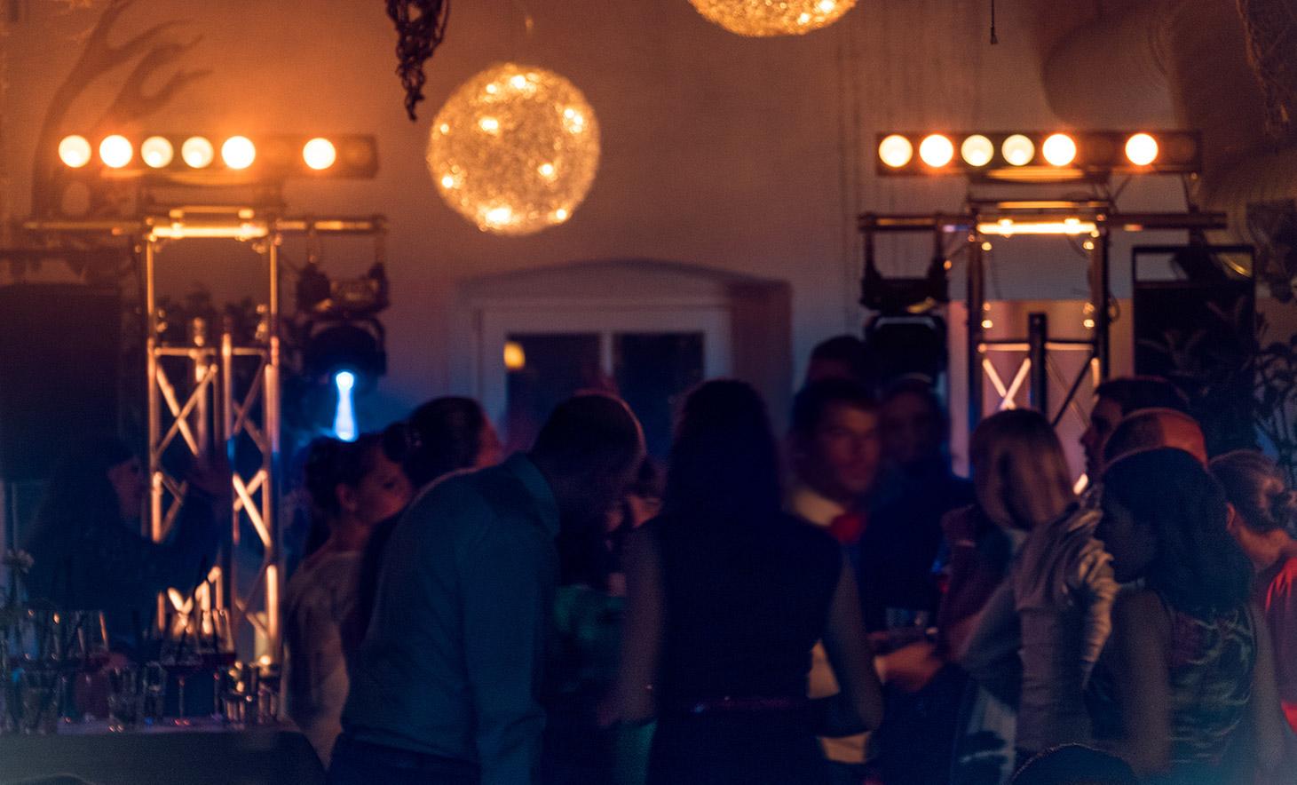 Gala-Veranstaltung in der Heidersbacher Mühle