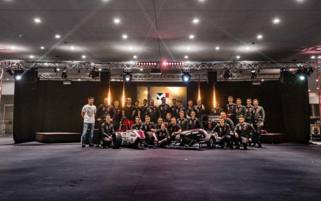 DART Racing Team Rollout - komplette technische Konzeption und Realisierung