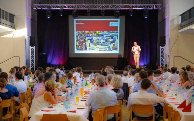 Festvortrag in der Otto-Berndt-Halle Darmstadt